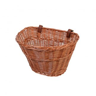 Passport wicker basket