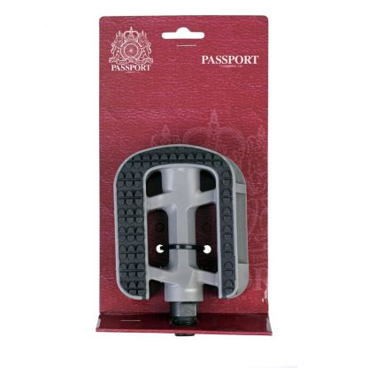 Passport Off Peak Pedals in packaging