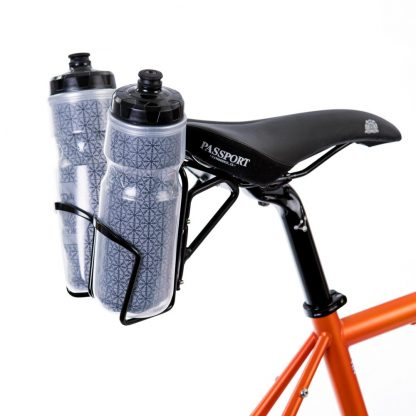 Seat mounted water bottles