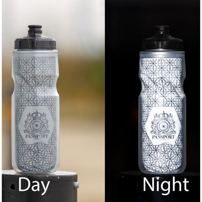 Passport reflective bottle