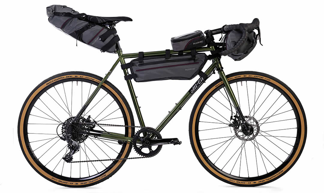 Passport Cycles Quality Touring and Commuting products