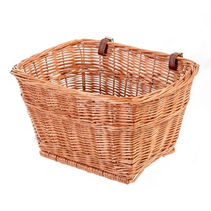 Passport Rectangular Wicker Basket