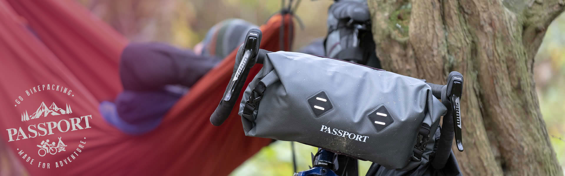 Passport bikepacking